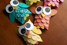 Paper crafts / by Deb Kummer