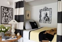 bedrooms / by Southern Sass {Kiersa Small}