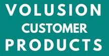 Volusion Customer Products / Looking to put some zip in your online shopping? Check out these products from our awesome Volusion merchants and their online stores.
