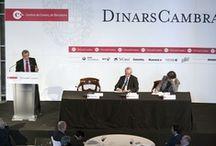 Dinars Cambra / El fòrum de debat de l'empresariat català