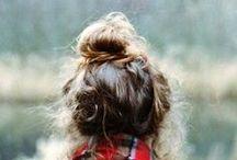 Hair  / Luscious locks / by Morgan ♥