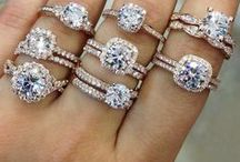 Girl's Best Friend / It's true, diamonds really are a girl's best friend.  / by Peony Events