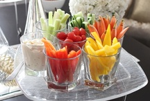 Appetizers / Fun with food...