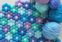 CROCHET / A visual feast for the eyes of the consumate crochetaholic / by SUN CREATIONS