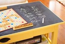 DIY Furniture & Home Decor / by Jessica Savitske-Holton