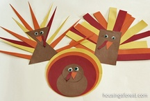 Holidays - Thanksgiving / by Christina Dutton
