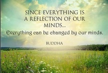 Thoughts Matter / If you want to change your life, start by changing your thoughts...