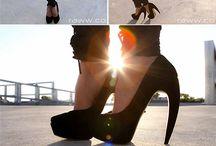 Shoe Addiction! / by DeePrettyLover