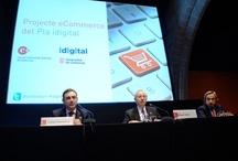 Presentació del projecte eCommerce  / Presentació de la Guia de comerç electrònic elaborada per la Cambra i la Generalitat #idigitalCCB