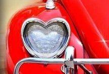 Red Love / Valentin-nap / Valentine's day / Love / Red