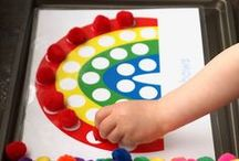 Busy Box Ideas- Toddler / by Kiira Greene