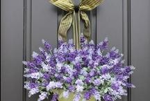 Wreaths  / by glamorous diva