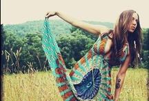 Boho Chic / Be free...