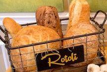 Bread, Freshly Baked / by glamorous diva