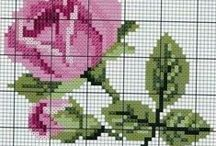 Cross Stitching / by glamorous diva