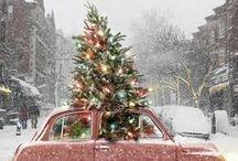 Holiday Happiness / Holiday magic...