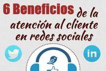 TIC - Social Media  / Infografies relacionades amb la tecnologia TIC, l'empresa 2.0 i el Social Media