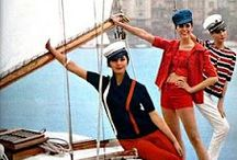 Vintage Fashion Photos / Moments in time. Vintage fashion photos. Glamorous styles of yesteryear.