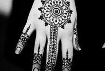 henna inspiration / by Rebecca Weir