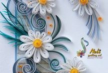 Quilling Techniques and Ideas / by glamorous diva