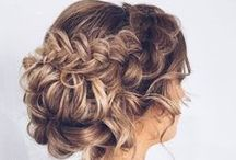 HAIR STYLE INSPIRATION / Hair, braids, pony tails, hair colors, hair tutorials, curls. Articles on how to take care of hair and reviews of hair products!