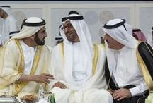 Mohammed bin Zayed / News about one of the UAE's favorite leaders, son of the late Sheikh Zayed bin Sultan Al Nahyan  / by The National