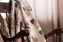 Quilts and Quilting ideas / by Martha Russell