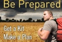 emergency preparedness / by Deanne Fordham