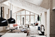 interiors / by Claire Showalter