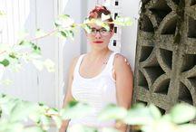 yellow bird + yellow beard / my original blog / by Janee Lookerse