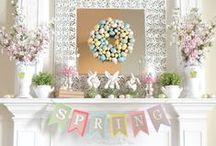 Spring! Spring! Spring! / by Jenalee Graves