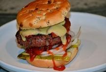 Burgers & Sandwiches  / Necessary Indulgences ~ Eat to Live, Travel to Eat™ / by Necessary Indulgences