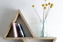 DIY home / Stunning (and sometimes practical) ideas for home.