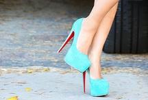 Shoes Shoes Shoes / by Melinda Dougan