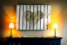 Wood DIY projects / by Melinda Dougan