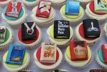 Book Launch & Writer Celebration Inspiration / I stink at entertaining, so I think it's fun to see how those who know what they are doing can pull it off. #booklaunch #bookparty #writerparty #writercelebration