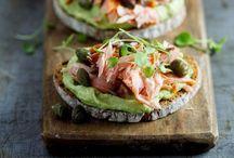 Simple Sandwiches..