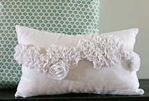 Crafting: Pillows / by Natalia Caylor