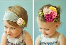 "Crafting: Flowers and ""Pretties"" (headbands, jewelry,accents, etc) / by Natalia Caylor"