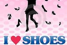 My Shoe Fetish! / by Sharon Panaccione