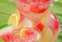 Beverages - Non Alcoholic  / Refreshing punches, spritzers, teas, and sparkling drinks that contain no alcohol. For smoothies, please see my smoothie board. For alcoholic drinks, please see my Alcoholic Drinky Drink board. :) / by Sharon Panaccione