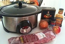 Slow Cooker Recipes / by Sharon Panaccione