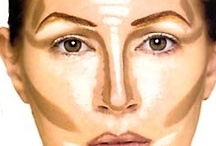 Cosmetics and application / pretty make up and how to's / by Sharon Panaccione