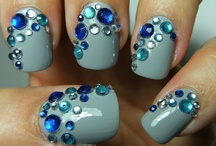 Nail designs / by Sharon Panaccione