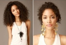 Natural and Curly Hair Care & Styles / by Sharon Panaccione