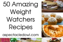 Weight Watchers Recipes / by Sharon Panaccione
