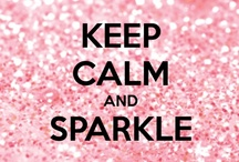 Themes: Glitter & Sparkle / Dedicated to my super duper fabulous little sister :P