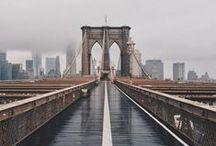 Where I city & sleep.  / A tribute to my home, New York City.