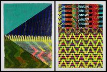 IPad/IPhone Paintings / by Marjolijn Kerkhof