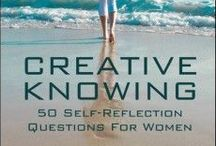 Christina Katz Values Creativity Above All / More than any other quality, creativity is what I'm all about. What are you all about? I hope that's the life you are living!
